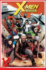 X-MEN UNIVERSE 4 04 Mai 2018 Marvel Panini Weapon X Generation # NEUF #