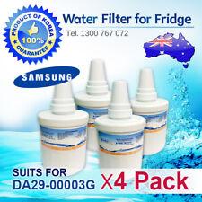 4x Samsung Aqua-Pure Plus DA29-00003G Premium Compatible Ice Water Fridge Filter