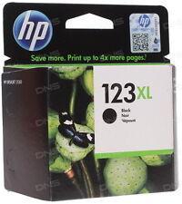 HP 123XL High Yield Black Original Ink Cartridge (F6V19AE)