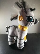 Build A Bear My Little Pony Zecora Brand New Stuffed with Tags.
