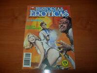 CÓMIC HISTORIAS ERÓTICAS Nº23 (EDICOMIC AÑOS 90 BUEN ESTADO)