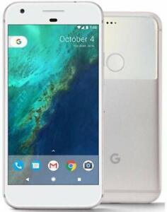 Google Pixel XL 128GB GSM Unlocked G-2PW2100 - Silver - Shaded Screen (IL/SP5...