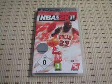 NBA 2K11 für Sony PSP *OVP*