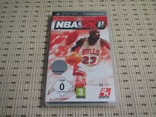 Nba 2k11 para Sony PSP * embalaje original *