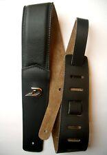 Sangle pour Guitare Duesenberg Deluxe 6cm Noir