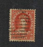 NB SCOTT 9 USED WITH A MODERATE GRID CANCEL.