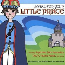 FREE US SHIP. on ANY 2+ CDs! NEW CD Various Artists: Songs for Your Little Princ