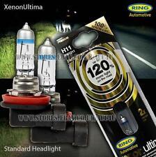 Anillo Xenon Gas Ultima H11 12v Coche 120% más brillantes actualización Faros Faro Bombillas