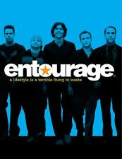 Entourage : A Lifestyle Is a Terrible Thing to Waste by HBO (2008, Paperback)