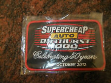 2012 Bathurst 1000 50 Th ANNERVERSARY Patches