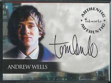 Angel Season 5 Autogramm Andrew Wells Tom Lenk A41