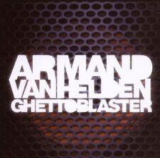 ARMAND VAN HELDEN - GHETTOBLASTER NEW CD