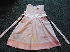 Girls light Pink summer dress BNWT by designer OSHKOSH (size 4T)OFFERS INVITED