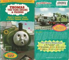 Rare Vintage Thomas Train Tank  Engine Friends Percy's Ghostly Trick Video VHS