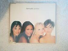Cd Singolo Spice Girls - Goodbye