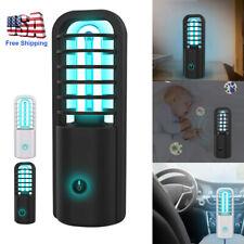 USB UVC Germicidal Ultraviolet Lamp Disinfection Bulb Ozone Quartz UV LED Light