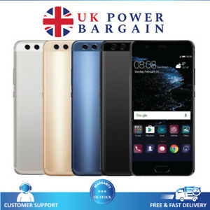 Huawei P10 - VTR-L09 - 32GB - NFC Unlocked Android Smartphone - Gold Black White