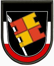 Wappen von Würzburg, Aufnäher ,Pin, Aufbügler