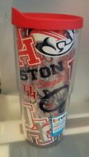 24 oz - Tervis Houston Cougars Tumbler w Red Lid