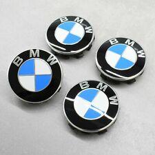 NEU 4x original BMW Nabendeckel Nabenkappe Kappen Caps 36136783536 68mm Deckel