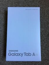"SAMSUNG Galaxy Tab A6 32 GB 10.1"" NERO-scatola vuota Wi-Fi-no Tablet"