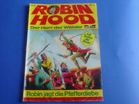 Robin Hood - ComicHeft  Nr. 39 , Original, Bastei Verlag, alt, selten, top