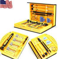 38 in1 Precision Screwdriver Set Repair Tool Kit Fix Iphone/laptop Mobile Kit