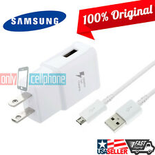 for Samsung Galaxy S7 S6 Edge Original Fast Wall Home Charger 5FT Data Cable