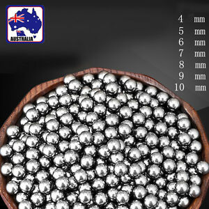 Steel Ball Bearing 5mm 8mm 10mm 11mm 12mm 14mm Dia Bike Bicycle Wheel TIBAL08