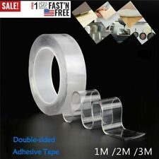 Nano Tape Double Sided Traceless Washable Adhesive Invisible Gel 1M/3M/5M