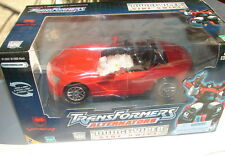 Transformers ALTERNATORS SIDE SWIPE Dodge Viper 2003   MISP 1014