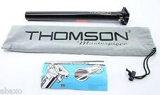 Thomson Masterpiece Mountain/Road Bike Seat Post 31.6mm 350mm 195 Grams
