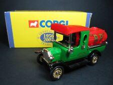 CORGI FORD T TANKER BP - CAMIONES DE ANTAÑO - 1/64 VINTAGE MODEL