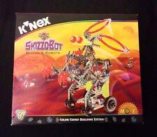K'Nex Robot World Skizzobot Building Set #11135 New In Sealed Box* 1999 Lego Toy