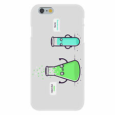 Overreacting Chemistry Beaker Chemicals Fits iPhone 6 Snap On Case Cover New