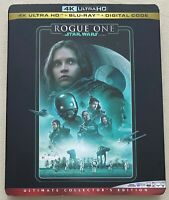 STAR WARS: Rogue One (4K UHD/Blu-ray/Digital HD) Like New, w/Slipcover!