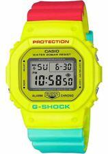 NEW G-Shock DW5600 Neon Rasta Edition | AUTHORIZED DEALER