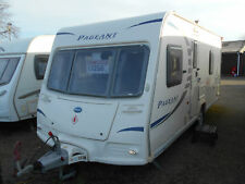 BAILEY PAGEANT BORDEAUX SERIES7 LIGHT WEIGHT FIXED BED 4 BERTH YEAR 2008