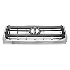fits 2014-2015 TOYOTA TUNDRA SR5 Front Bumper Upper Grille Radiator NEW