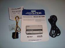 Alpine KCA-SC100 Sirius Satellite Radio Interface