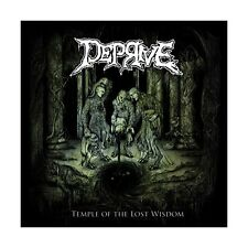 DEPRIVE - Temple Of The Lost Wisdom - CD - DEATH METAL