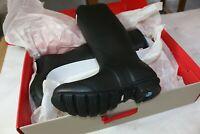 Hunter Original Tall Boots Black Matte Size 9