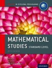 Ib Course Book Maths Studies 2nd Rb (Ib Course Companions)