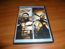 300/300: Rise of an Empire (DVD, 2016, 2-Disc Widescreen) Used Gerard Butler