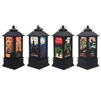 LED Halloween Hanging Light Portable Lantern Creative Night Lamp for Home #JT1