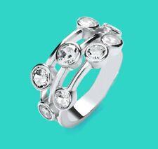 Diamana Designer Bubble Raindrop Ring 1.50ct