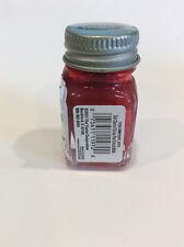 Testors Enamel Paint—1197TT 1/4 oz. Flat Cherry