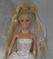 2004 Barbie Beautiful Bride Wedding Doll Blonde Generation Girl w/Gown & Veil