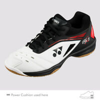Yonex SHB 65 R2 (White/Red) Badminton Shoes