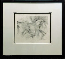Guillaume Azoulay Untitled INK Epuise II on paper  Hand Signed SUBMIT OFFER!